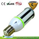 Luz do milho do diodo emissor de luz do retrofit E27 E40 B22 21W do diodo emissor de luz Shoebox