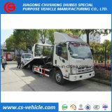 Wrecker novo do caminhão de reboque do projeto HOWO 4X2