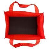 La bolsa no tejido con logotipo personalizado para ir de compras