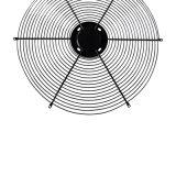 Новый хром металлический провод Grid для промышленного вентилятора системы охлаждения
