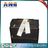 Autocollant de cas de bagages UHF RFID Tag pour la gestion des bagages de l'aéroport