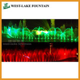 Großer Musik-Tanzen-Brunnen bei Vinpearl Phu Quoc von Vietnam