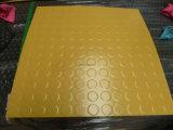 Antibeleg-Werkstatt-Blatt, quadratische Gummifliese-Matten, Gummibodenbelag-Matte