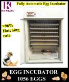 Ce approuvé incubateur d'oeufs de poulet