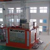 構築の建物の乗客および貨物エレベーター