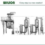 Máquina de acero inoxidable de hierbas Extractor Concentrador