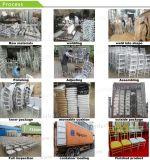 Impilando la presidenza di alluminio di Chiavari di cerimonia nuziale del ristorante dell'hotel della resina del metallo (XYM-ZJ02)