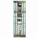 Berufsexporteur des Geschenk-Verpackungs-Papierrolls-Sets