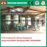 Fournisseur d'or 1-10 t petite raffinerie de pétrole de l'équipement de cuisson