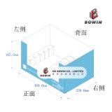 卸し売りカスタム印刷された段ボール表示破裂音のボール紙の立場の表示