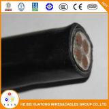 0.6/1kv силовой кабель XLPE изолированный и PVC обшитый стального провода панцыря