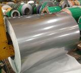 Bobinas de acero inoxidable laminado en frío 304 2b con el papel