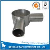 Connecteur d'ajustage de précision de pipe en acier de Stailess