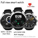 3G Smart Watch Phone avec navigation GPS et WiFi Internet sans fil (X5)