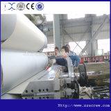 Hoja de máquina de extrusión de plástico de PVC