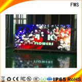 Módulo de tela de exibição de LED em cores ao ar livre P8