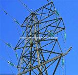 riga di trasmissione d'acciaio di angolo 220kv torretta di potere