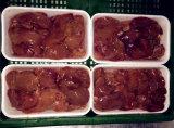 Fígado de galinha Frozen com certificação de Halal