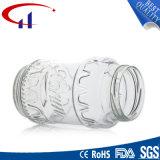1000ml de grote Capaciteit Gekwalificeerde Container van de Opslag van het Voedsel van het Glas (CHJ8119)