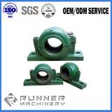 A liga de alumínio morre as peças fazendo à máquina do CNC da peça da carcaça do cilindro da carcaça