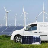 Corte flexible al aire libre de la célula solar de Sunpower del panel solar de 100W 18V