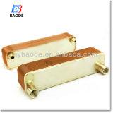 Tipo soldado cambista da placa do cobre de placas da recolocação AISI316 de Swep B5 de calor do refrigerador de petróleo para a série do refrigerador de petróleo hidráulico Bl14