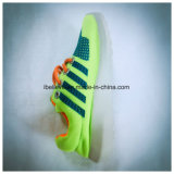 Chaussures de marque avec imprimé de haute qualité et de couleur jaune pour impression