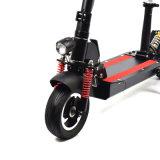 Scooter électrique de qualité chaude de vente pliable