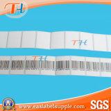 8.2MHz etiqueta quente das vendas 3X4cm EAS
