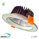 lumières d'endroit de plafond de 3-40W DEL avec la puce de Bridgelux et 3 ans de garantie