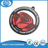 Medalla de metales 3D del nuevo recuerdo del estilo con diseño modificado para requisitos particulares