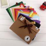 Farbige Papier-verpackenminiumschläge