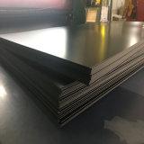 Matt nero, rullo grigio del PVC del Matt per il trattamento delle acque