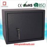 Caixa segura mecânica para a HOME e o escritório (G-30KY), aço contínuo