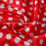 Satin stampato Polyester Fabric per Wholesale