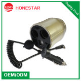 La Cina Cheap Car Cigarette Lighter Socket Splitter per il PC del computer portatile