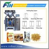 微粒または粉のパッキングのための自動に縦に重量を量ることおよびパッキング機械