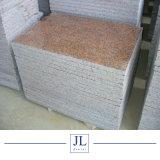 La piedra natural, el arce rojo/G562/granito rojo hoja/Rojo/G652 encimera de granito o mosaico de azulejos Suelos/
