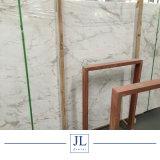 De natuurlijke Vloer van de Prijs van Italië Volakas van de Steen Witte Marmeren/Muur Opgepoetste Tegels/Plakken