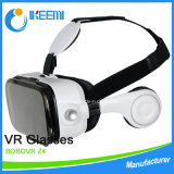 Più nuovi vetri di realtà virtuale 3D di vetro di Bobo Vr con la cuffia Z4