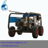 De Wasmachine van de druk en de Hydro Scherpe Machine van het Uitwerpen en Waterjet