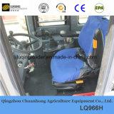Chargeur de roue des machines d'extraction 6ton