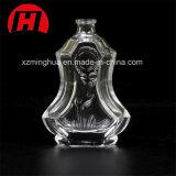 Frasco de perfume novo do cristal do projeto