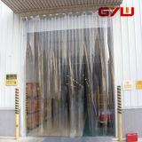 Tenda di portello per l'otturatore di conservazione frigorifera