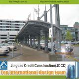 Fácil instalar las estructuras de acero prefabricadas