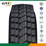 TBR chineses tubo interno do pneu o pneu de acionamento de caminhões pesados dos pneus