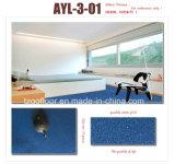 Comercial 1.0mm / 1.6mm / 2mm / 3mm Espessura Plástico PVC Piso de vinil