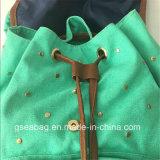 方法袋の高品質の新しい設計されていたキャンバス旅行バックパック(GB#20075)
