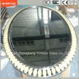 3-12mm silberner Glasspiegel für Dusche-Raum, Behandlung, Möbel