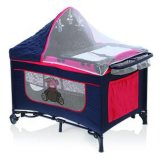 子供のための赤ん坊のベビーサークル旅行折畳み式ベッドの演劇のヤードか赤ん坊Furitureまたはベビーベッド